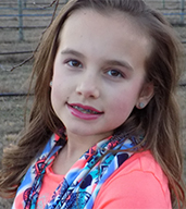 Miss Southsides Teen in Training Abigail Upton